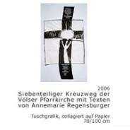 Kreuzweg Völs – Texte zu Bildern von Helmut Hable